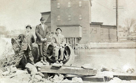 Ames Mill, Hutchinson Minnesota, 1910's