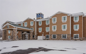 Cobblestone Hotel and Suites, Hutchinson Minnesota