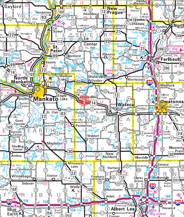 Guide to Janesville Minnesota