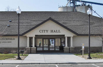 City Hall, Litchfield Minnesota