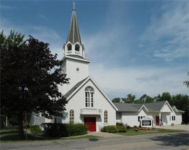 Beckville Lutheran Church, Litchfield Minnesota