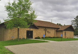 Immanuel Lutheran Church, Litchfield Minnesota