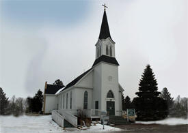 St. Gertrude's Catholic Church, Litchfield Minnesota