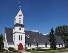 Trinity Episcopal Church, Litchfield Minnesota