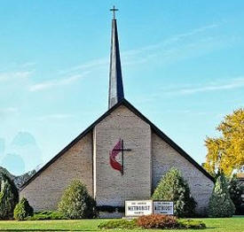 United Methodist Church, Litchfield Minnesota