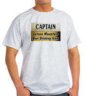 Lutsen Beer Drinking Team T-Shirt