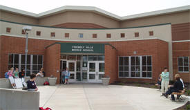 Friendly Hills Middle School, Mendota Heights Minnesota