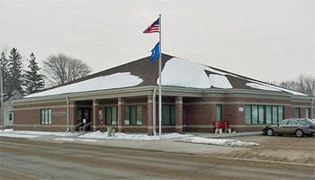 City Hall, Milaca Minnesota