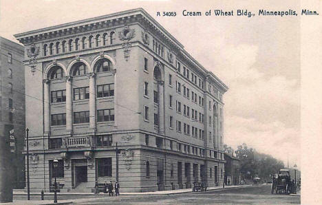 Cream of Wheat Building, Minneapolis Minnesota, 1905
