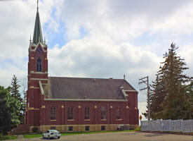 Church of the Ascension, Norwood Young America Minnesota