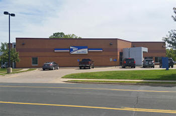 US Post Office, Prior Lake Minnesota
