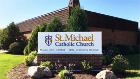 St. Michael Catholic Church, Prior Lake Minnesota