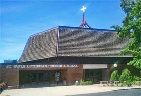 St. Paul's Lutheran Church, Prior Lake Minnesota