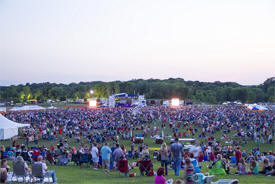 Lakefront Music Fest, Prior Lake Minnesota