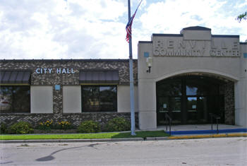 City Hall, Renville Minnesota