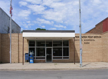 US Post Office, Renville Minnesota