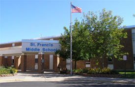 St. Francis Middle School, St. Francis Minnesota