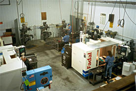 Dalheimer Machining Inc.St. Michael Minnesota