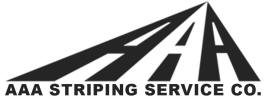 AAA Striping Service Co.