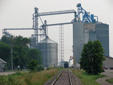 Grain Elevators, Ulen Minnesota, 2005