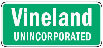 Vineland Minnesota sign