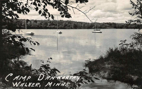 Camp Danworthy, Walker Minnesota, 1940's