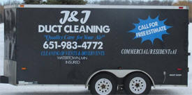 J & J Duct Cleaning, Watertown Minnesota