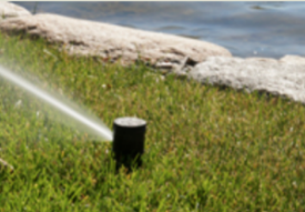 Professional Sprinkler Systems installs and maintains industry's finest sprinkler heads and controllers