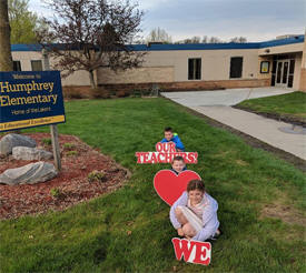 Humphrey Elementary School, Waverly Minnesota